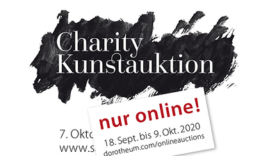 Charity Kunstauktion 2020