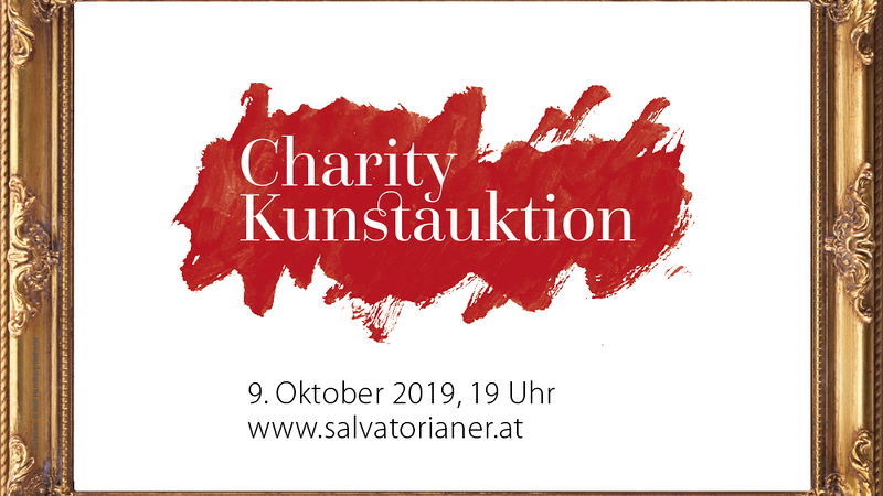 Logo zur 5. Charity Kunstauktion