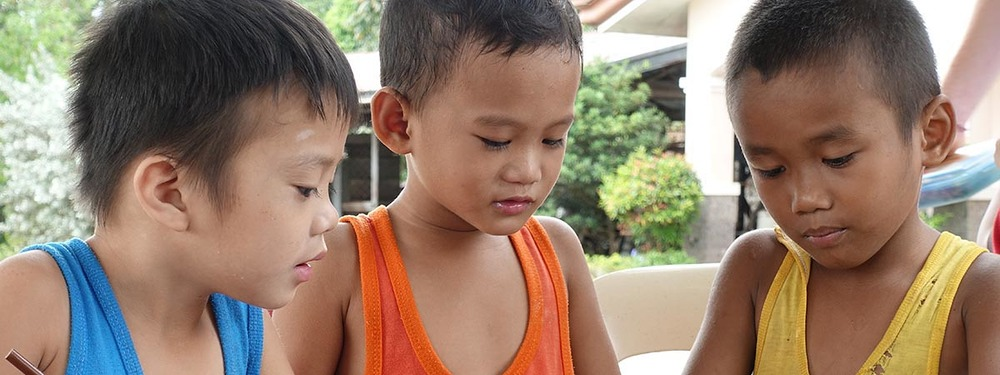 MaZ: Kids in Manila